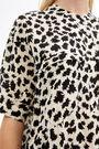 Oversize Moss blouse