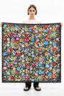 Field of flowers scarf