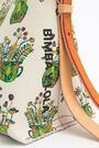S beige Bouquet bucket bag